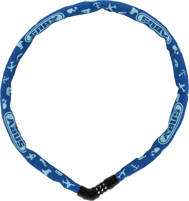 Steel-O-Chain 4804C/75 blue symbols